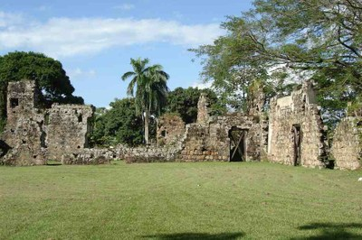 Ruins and History Panama City - Panama Real Estate Opportunities.jpg