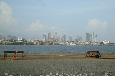 Skyline of Construction of Panama City - Panama Real Estate Opportunities.jpg