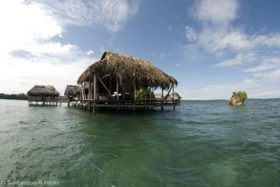 Punta Laurel, Bocas del Toro