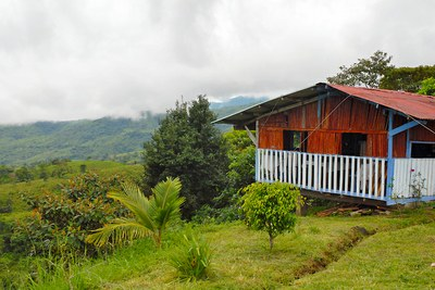 Lush Valleys of Panama's Countryside